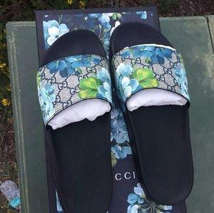 Gucci GG Bloom WebTrek Slides